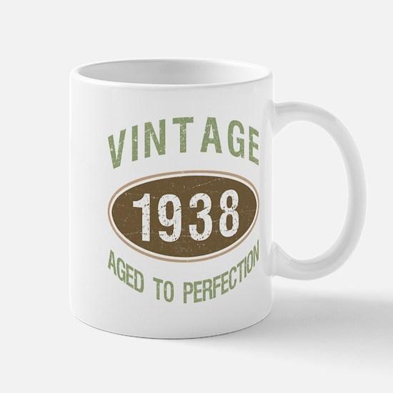 1938 Vintage Mugs