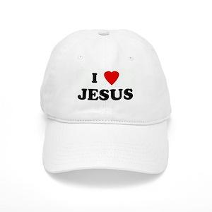 I Heart Jesus Hats - CafePress db224e59643