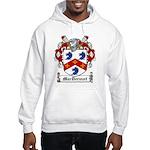 MacDermot Family Crest Hooded Sweatshirt