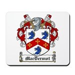 MacDermot Family Crest Mousepad