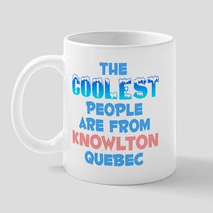 Coolest: Knowlton, QC Mug