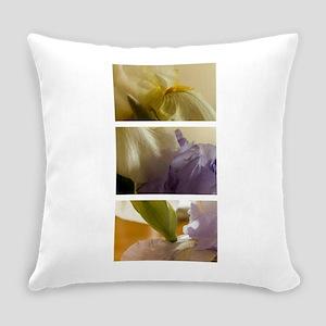 Irises Everyday Pillow