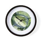Eskimo Pie Hosta Wall Clock