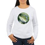 Eskimo Pie Hosta Women's Long Sleeve T-Shirt