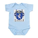 MacDowell Family Crest Infant Creeper