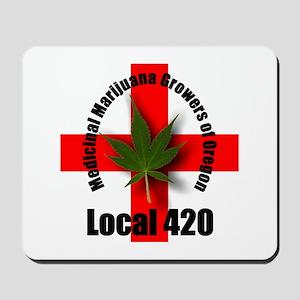 Local 420 Mousepad