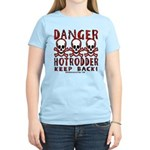 KEEP BACK! Women's Light T-Shirt