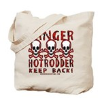KEEP BACK! Tote Bag