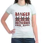 KEEP BACK! Jr. Ringer T-Shirt