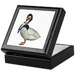 Mother Goose (The Goose) Keepsake Box