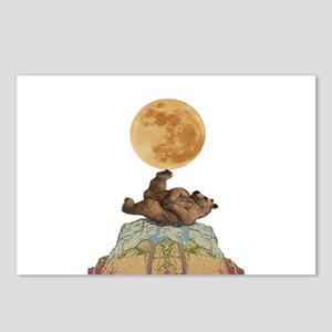 MOON Postcards (Package of 8)