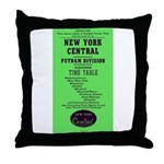 NYC Putnam Division Throw Pillow