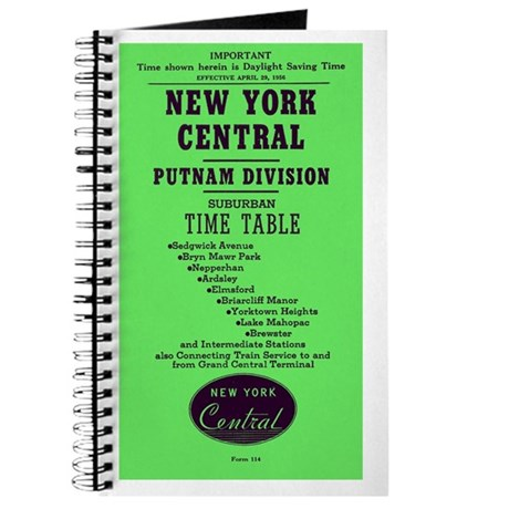 NYC Putnam Division Journal