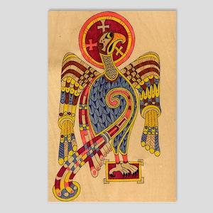 Book of Kells Postcards (Package of 8)