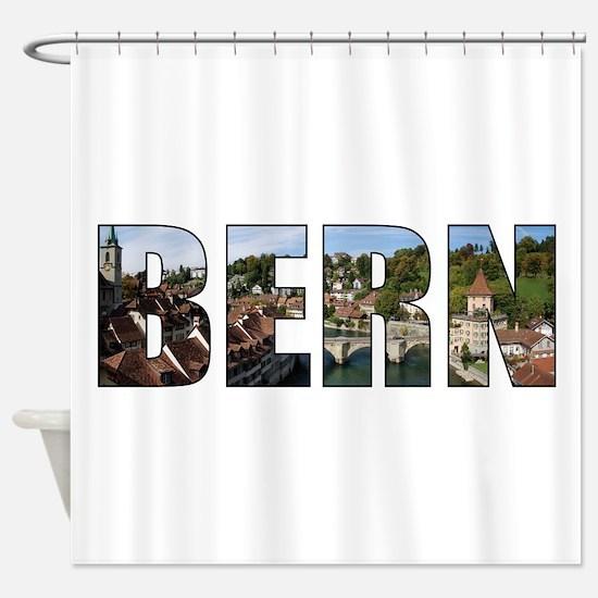 Bern Shower Curtain