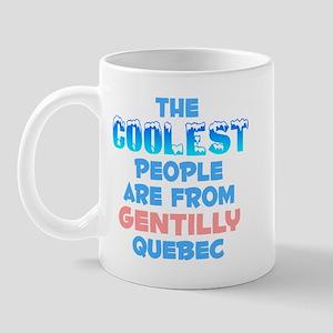 Coolest: Gentilly, QC Mug