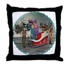 AKSC - Where's Santa? Throw Pillow
