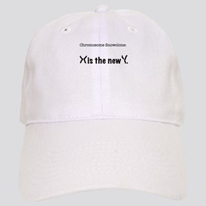 Chromosome Snowclone: X is the new Y. Cap