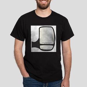 Objects In Van Side Mirror Closer T-Shirt