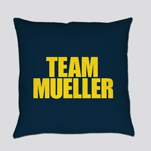 Team Mueller Everyday Pillow
