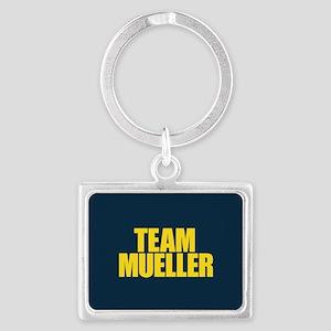 Team Mueller Landscape Keychain