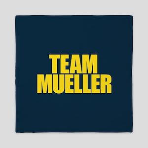 Team Mueller Queen Duvet