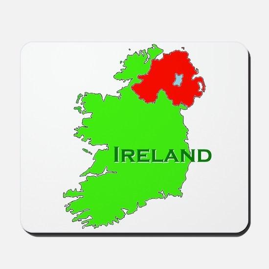 Ireland Mousepad