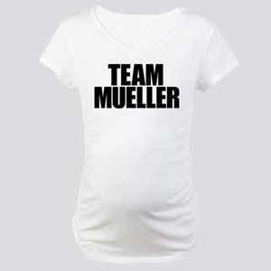 Team Mueller Maternity T-Shirt