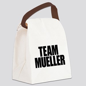 Team Mueller Canvas Lunch Bag