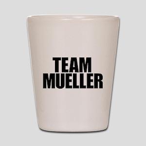 Team Mueller Shot Glass