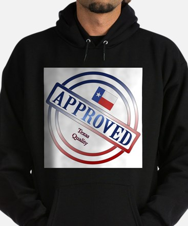 Texas Quality Approved Stamp Sweatshirt