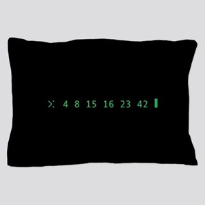 Lost Numbers Pillow Case