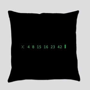 Lost Numbers Everyday Pillow