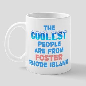 Coolest: Foster, RI Mug