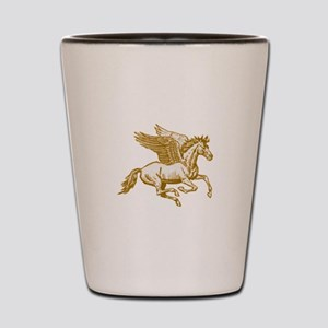 PEGASUS Shot Glass