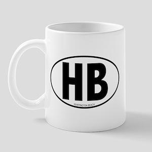 HB - Huntington Beach Mug