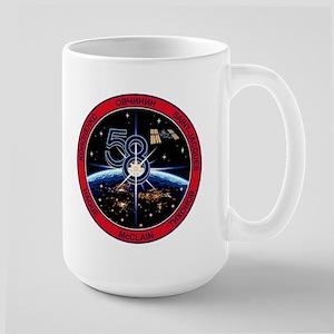 Expedition 58 Flight Crew 15 Oz Ceramic Large Mugs