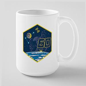 Expedition 60 Logo 15 Oz Ceramic Large Mug Mugs