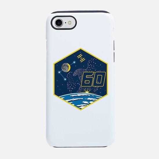 Expedition 60 Logo iPhone 8/7 Tough Case