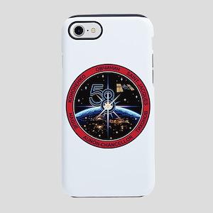 Expedition 58 Origial Crew iPhone 8/7 Tough Case