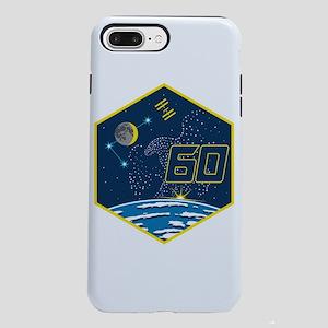 Expedition 60 Logo iPhone 8/7 Plus Tough Case