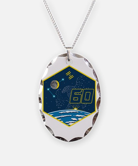 Expedition 60 Logo Necklace