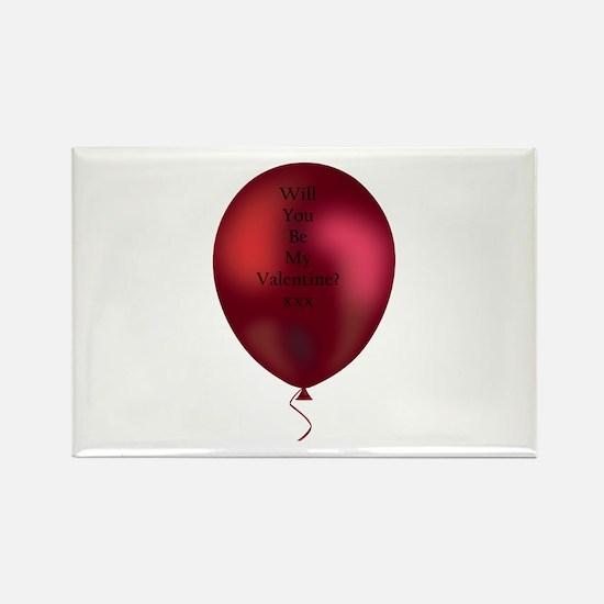 Be my valentine Magnets