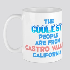 Coolest: Castro Valley, CA Mug