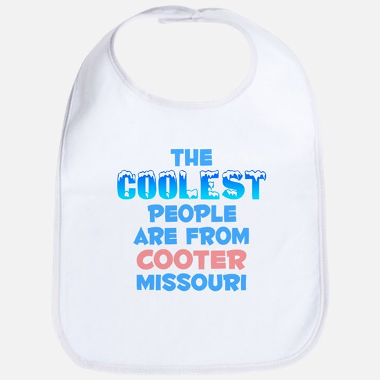 Coolest: Cooter, MO Bib