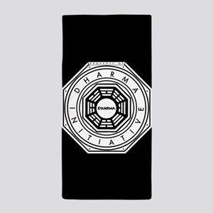 Lost Property Dharma Initiative Beach Towel