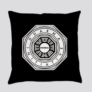 Lost Property Dharma Initiative Everyday Pillow