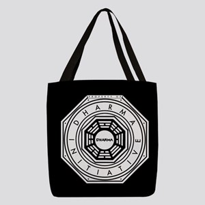 Lost Property Dharma Initiative Polyester Tote Bag