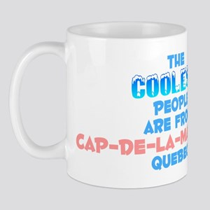 Coolest: Cap-de-la-Made, QC Mug