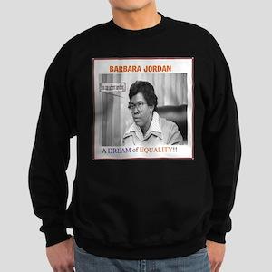 """Barbara Jordan """" You can do a Sweatshirt"""